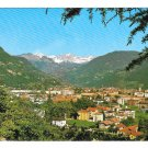 Italy Gries Bolzano Panorama Verso il Catinaccio South Tyrol Alps 4X6 Postcardcard
