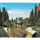Morocco Fes FezBou Jeloud Boujeloud  Gardens Jnan Sbil Gardens 4X6 Postcard
