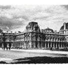 France Paris Le Palais de Louvre  Palace of the Louvre Vintage Estel Postcard