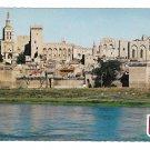 France Palais des Papes Avignon Vaucluse  Palace of the Popes Rella 4X6 Postcard
