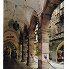 Italy Tyrol Bolzano Portiel Bozen Lauben Arches Portal J F Amonn 4X6 Postcard