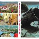 Italy Isola D'Elba S. Andrea Tuscany Island of Elba M Tognoli Multiview 4X6 Postcard