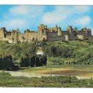 France Cite de Carcassonne Fort Citadel Panorama Vtg APA-POUX 4X6 Postcard