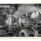 Sheherazade Cabaret Tzigane Paris France Jazz Age Nightclub Interior Vntg Postcard