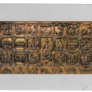 Teramo Italy Cathedral Poliotto Silver Altar Frontal Nicole Guardiagrele Art Postcard