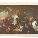 Death on the Pale Horse Painter Benjamin West Philadelphia Academy of Fine Arts 4x6 Postcard