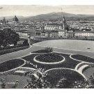 Italy RPPC Firenze Florence Panorama 1958 Guido D'Arezzo slogan Cancel 4X6 Postcard