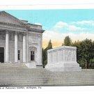 Arlington National Cemetery VA Tomb of Unknown Soldier Postcard B S Reynolds