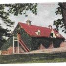 Mount Vernon VA Stable Barn Home of George Washington Vntg Postcard