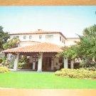Vintage Cloister Hotel Sea Island Georgia Postcard