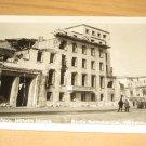 Vintage Berlin Chancellory Wilheim Square Germany Postcard