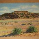 Vintage Tucumcari Mountain New Mexico Postcard