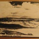 Vintage B & W Photo Beartooth Plateau Montana Postcard