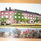 Vintage Scotch Corner Hotel UK Postcard