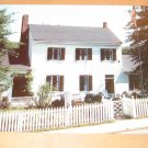 Vintage Governor William Blount Mansion Knoxville TN Postcard