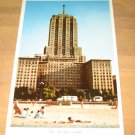 Vintage The Drake Hotel Chicago IL Postcard