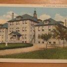 Vintage St Johns Home For Boys Cresson PA Postcard