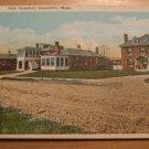 Vintage Hale Hospital Haverhill Mass Postcard