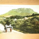 Vintage Cope's Mountain Sligo Ireland Postcard