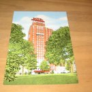 Vintage Hotel Harrisburger Pennsylvania Postcard