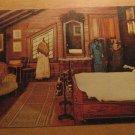 Vintage Master Bedroom Tinker Cottage Rockford Illinois Postcard