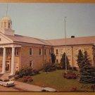 Vintage Courthouse At Dodgeville Wisconsin Postcard