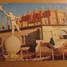 Vintage Tijuana Mexico The Fronton Palace Postcard