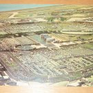 Vintage John F Kennedy International Airport Postcard