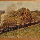 Vintage East Broad Top Railroad Rockhill Furnace PA Postcard