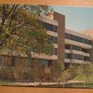 Vintage NIU Founder's Memorial Library Postcard