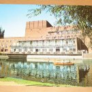 Vintage Royal Shakespeare Theatre Stratford Upon Avon Warwickshire Postcard