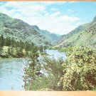 Vintage Gateway To Hells Canyon Idaho Postcard