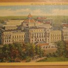 Vintage Library Of Congress And Annex Washington D.C. Postcard