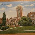 Vintage Mary Reed Library University Denver Colorado Postcard