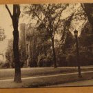 Vintage William Horlick Refectory Evanston IL Postcard