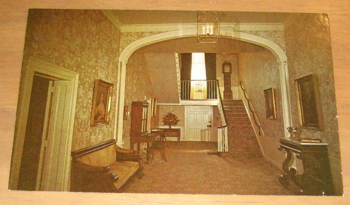 Vintage My Old Kentucky Home Bardstown Kentucky Postcard