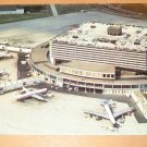 Vintage Toronto International Airport Postcard