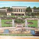 Vintage Longwood Gardens Kennet Square Pennsylvania Postcard