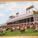 Vintage Rockingham Park Salem New Hampshire Postcard