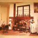 Vintage Family Kitchen Mount Vernon Postcard