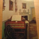 Vintage The Music Room At Mount Vernon Postcard