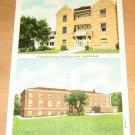 Vintage Nebraska Trade School Milford Nebraska Postcard