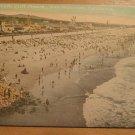 Vintage Beach From Cliff House San Francisco Postcard