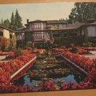 Vintage Italian Gardens Butchart Gardens Victoria BC Postcard
