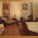 Vintage Grant Memorial Home Galena Illinois Postcard