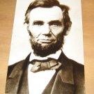Vintage Abraham Lincoln Postcard