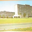 Vintage Social Security Buildings Woodlawn Baltimore County Maryland Postcard