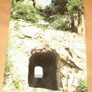 Vintage Mt Rushmore Through Tunnel Postcard