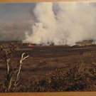 Vintage Hawaii Volcanoes National Park Postcard