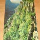 Vintage Ouimette Canyon Fort William Ontario Canada Postcard